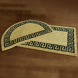 Coir Mat – Tapetes de fibra de coco