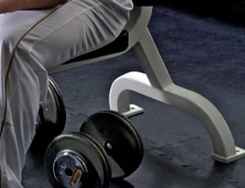 Pisos de croosfit para Gym