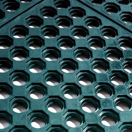 Tapetes para cocina Verde