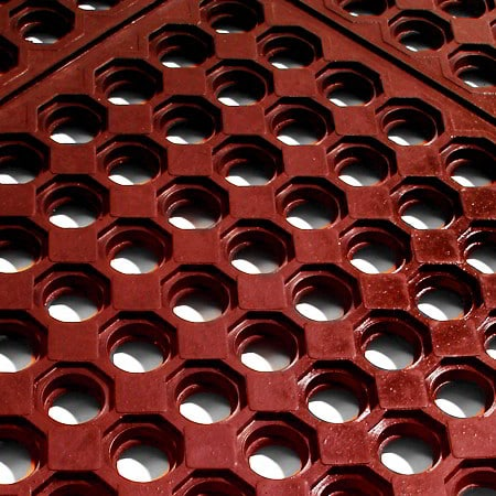 Tapetes para cocina Terracota