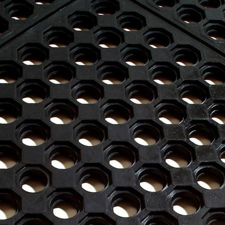Tapetes para cocina Negro