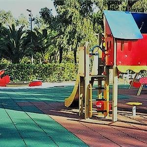 Pisos para Parques Públicos