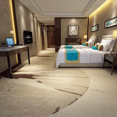Alfombra para Suites de Hotel
